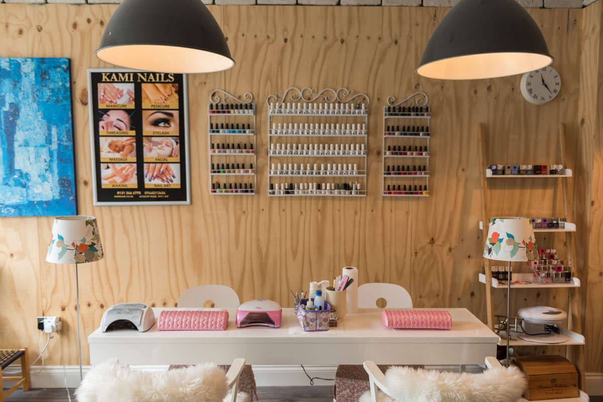 Manicures, Pedicures & Nails, Edinburgh Scotland UK